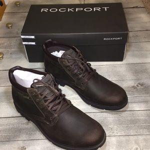 Rockport Plain Toe Boot A13715 Size 12 W
